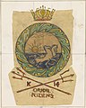 Sketch Design for Badge, Hm Submarine K14 Art.IWMART1121.jpg