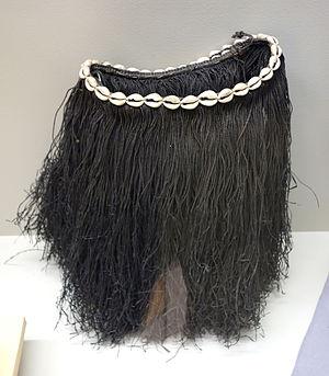 Ngata people - Ngata skirt