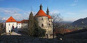 Škofja Loka - Škofja Loka castle