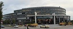 Sky Deutschland, Zentrale in Unterföhring – 02