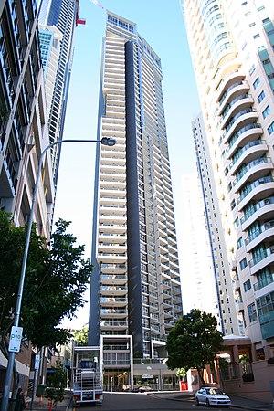 Skyline Apartments - Image: Skyline Apartments