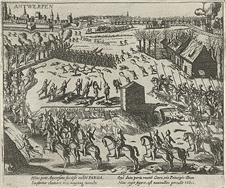Battle of Borgerhout