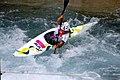 Slalom canoeing 2012 Olympics W K1 AUS Jessica Fox.jpg