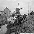 Slippartij op de Haarlemmerweg te Amsterdam nabij molen De 1200 Roe, Bestanddeelnr 910-9265.jpg