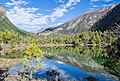 Small mountain lake - Annapurna Circuit, Nepal - panoramio.jpg