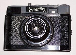 Smena (camera) - Smena 8