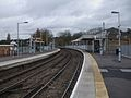 Smitham station look north.JPG