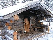 6f61237f4f A Finnish smoke sauna