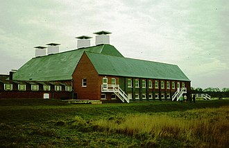 Malt house - Snape Maltings, 1975, dates from the 19th century