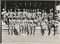 Soldiers waiting to board the troopship OMRAH (8065398471).jpg
