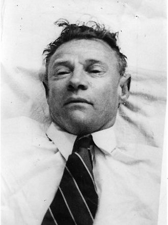 Unidentified decedent - The Taman Shud Case includes a man who was found in 1948 in Adelaide, South Australia.