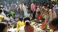 Somvati yag at Veerabhadra Devasthan Vadhav in presence of Balyogi Om Shakti Maharaj. 20.jpg
