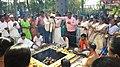 Somvati yag at Veerabhadra Devasthan Vadhav in presence of Balyogi Om Shakti Maharaj. 43.jpg