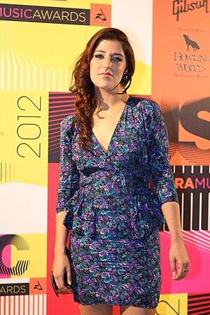 Sophia Brous - Brous at the 2012 APRA Music Awards