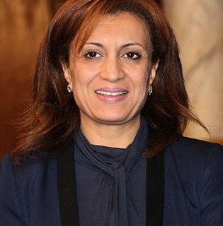 Souad Abderrahim Tunisian politician