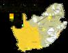 South Africa racial demographics map 1979.png