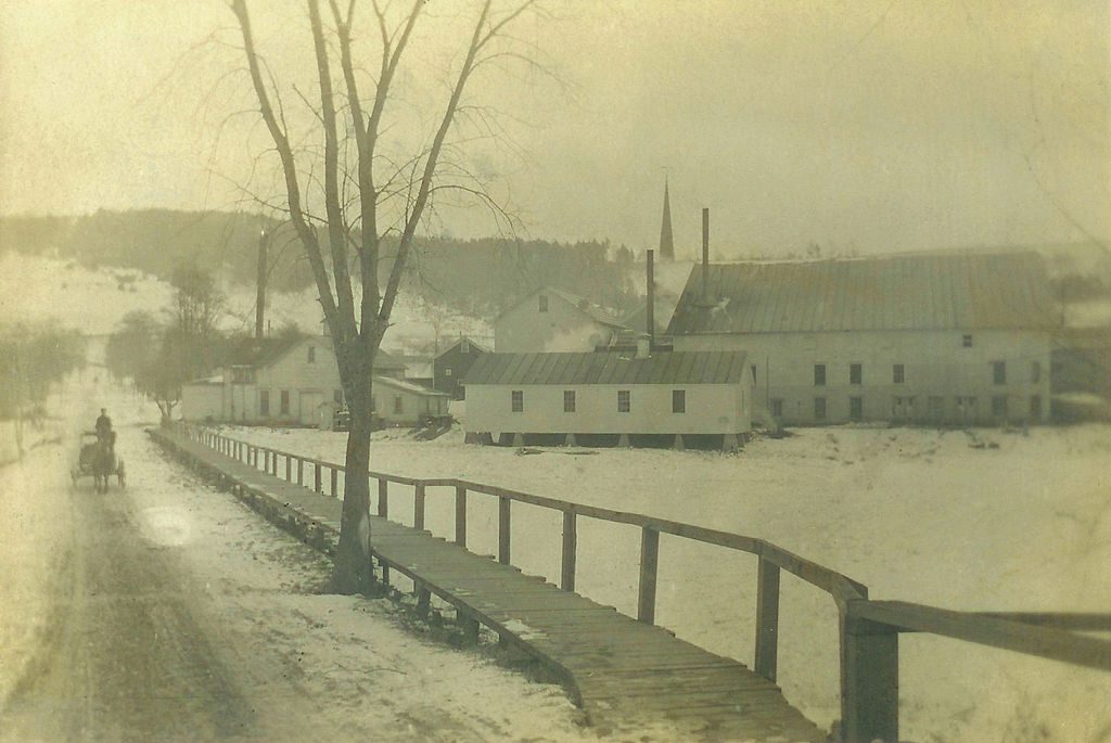 South Edmeston, New York - Wikipedia, the free encyclopediaedmeston town