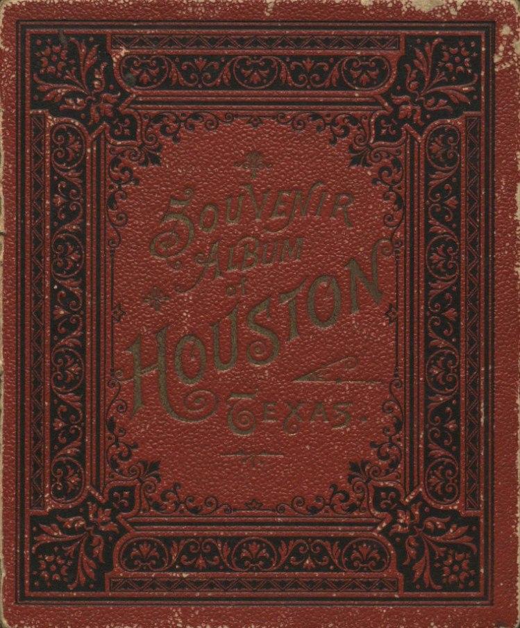 Souvenir Album of Houston