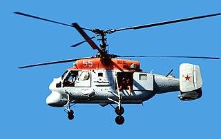 Kamov Ka-25 1961 naval helicopter family by Kamov