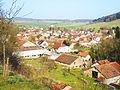 Soyé. Panorama sur le village. 2015-03-14..JPG