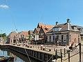 Spakenburg, straatzicht de Oude Schans foto2 2012-05-28 13.10.JPG