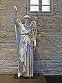 Spandau Citadel – Sculptures exhibition – Genius of Belle-Alliance (Waterloo).jpg