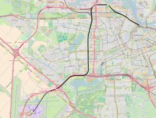 Amsterdam–Schiphol railway