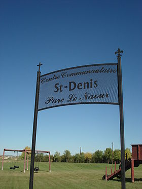 Image illustrative de l'article Saint-Denis (Saskatchewan)