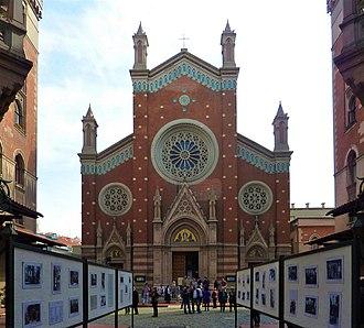 Church of St. Anthony of Padua, Istanbul - S. Antonio di Padova on İstiklal Avenue