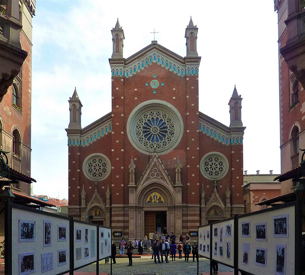 St. Anthony of Padua Church in Istanbul 06