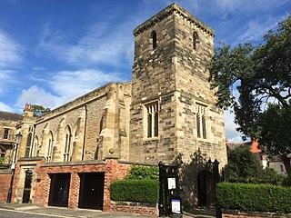 St Cuthberts Church, Durham Church in Durham, United Kingdom