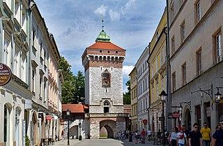 St. Florians Gate