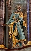 St. Georg - Mundelfingen - Main altar 03.jpg
