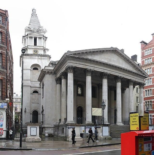 St. George's, Bloomsbury_1