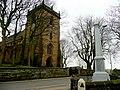 St. James' church, Audley - geograph.org.uk - 1169752.jpg