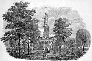 St. Johns Chapel (New York City) Chapel in Manhattan, New York