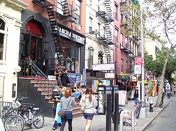 Restaurants Near West Th Street Nyc