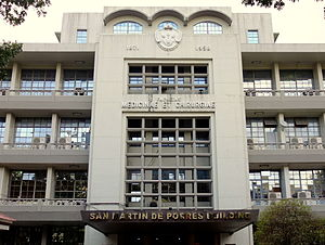 University of Santo Tomas Faculty of Medicine and Surgery - St. Martin de Porres Building