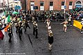 St. Patrick's Day Parade (2013) In Dublin - Purdue University All-American Marching Band, Indiana, USA (8565451833).jpg