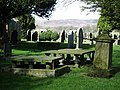 St Bartholomew's Church, Chipping, Graveyard - geograph.org.uk - 753617.jpg