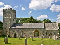 St Christopher, Winfrith Newburgh.JPG
