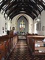 St Gwynog's Church, Aberhafesb - geograph.org.uk - 1384373.jpg