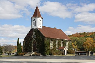 Saint John Evangelical Lutheran Church (New Fane, Wisconsin) United States historic place