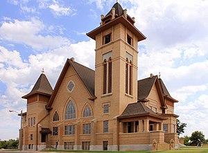 Saint John's Methodist Church - Saint John's Methodist Church