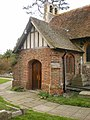 St Mary's Church, Frinton-on-Sea, Porch - geograph.org.uk - 1577866.jpg