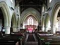 St Mary's Church, Garsington, interior.jpg