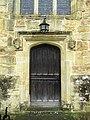 St Mary, Newick, west door.jpg