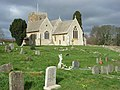 St Mary the Virgin's, Steeple Barton - geograph.org.uk - 370354.jpg