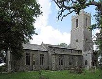 St Michael and All Angels, Barton Turf, Norfolk - geograph.org.uk - 481379.jpg