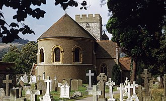 Goring-on-Thames - Church of St Thomas of Canterbury